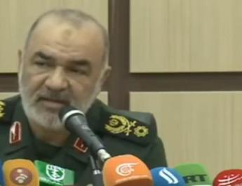 ifmat - Iran appoints new IRGC chief Salami who vows to destroy Israel