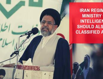 ifmat - Iran regime Ministry of Intelligence should also be classified as FTO