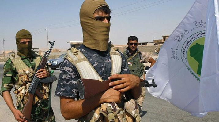 ifmat - Iran regime brings Iraqi mercenaries across border to suppress the people