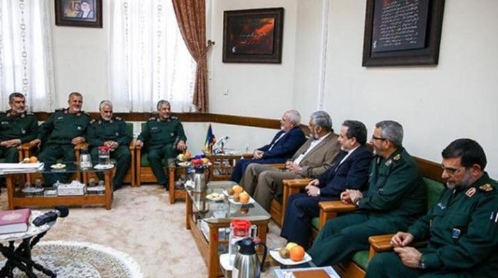 ifmat - Iran regime threatens US in wake of IRGC designation