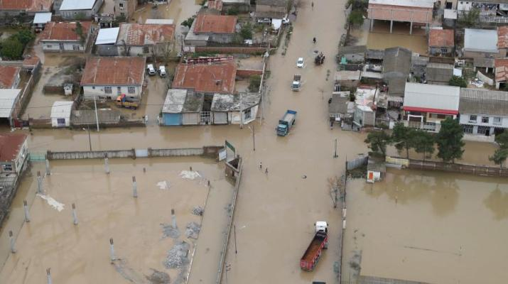 ifmat - Iranian cleric says the flooding that swept Iran was a divine blessing