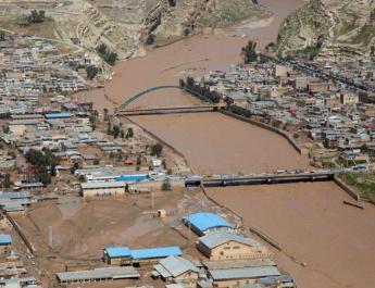 ifmat - Iranian officials criticized as severe flooding wreaks havoc