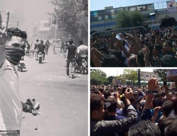 ifmat - Iranian protesters want freedom