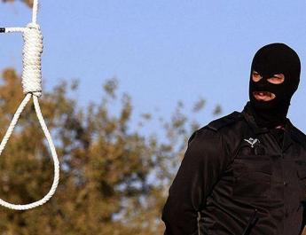 ifmat - Man hanged at Mashhad prison in Iran