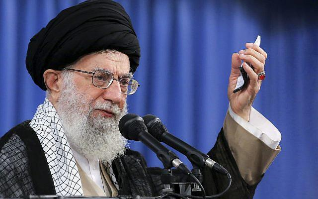 ifmat - Normalizing ties with Zionists is against Quran Iranian supreme leader says