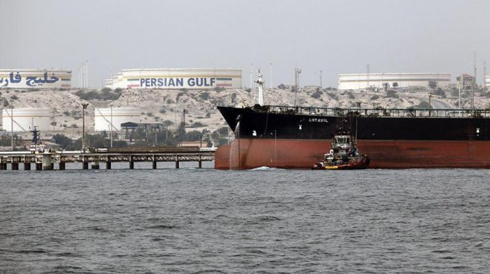 ifmat - Oil exports of Iran at lowest level this year