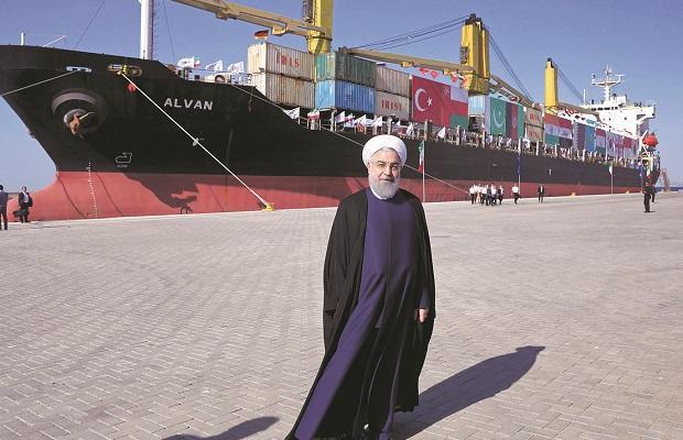 ifmat - Rouhani threatens that Iran will continue to export crude oil despite US sanctions