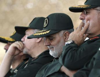 ifmat - Supreme Leader and Qassem Soleimani banned from Instagram