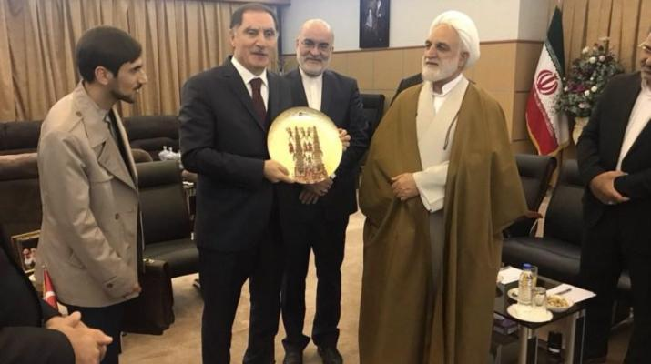 ifmat - Turkish government figure confidante went to Iran to meet with key juducial figures