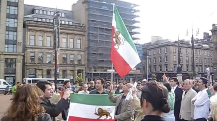 ifmat - Armed Iranian spies pulled gun on dissident in middle of Glasgow takeaway