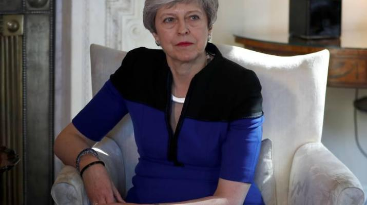 ifmat - British PM deeply concerned by jailing of woman in Iran