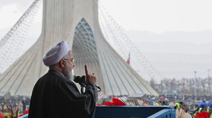 ifmat - Hardliners target Iranian president as US pressure grows