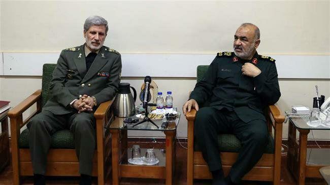 ifmat - IRGC commander America cannot put Iran in tight spot