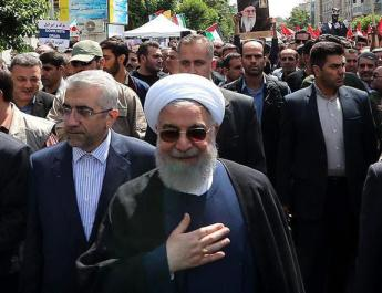 ifmat - Iran Guardians Council chief threatens to bury Trump like they buried the Shah