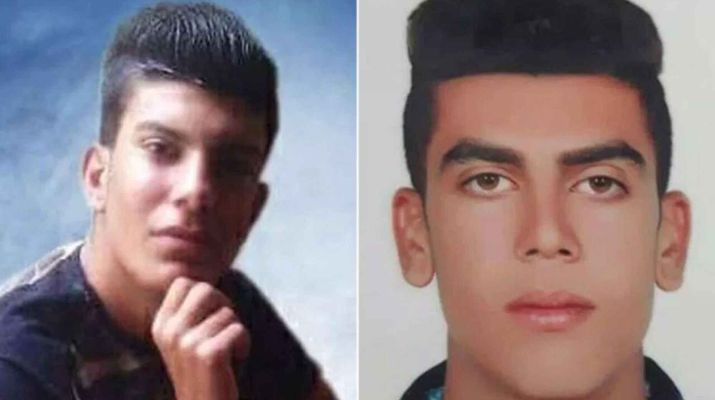 ifmat - Iran Regime execute two teenagers guilty of rape without notifying family