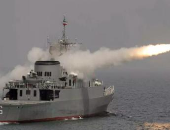 ifmat - Iran moving ballistic missiles by boat
