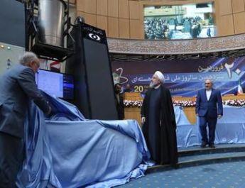 ifmat - Iran to continue uranium enrichment despite US pressure