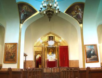 ifmat - Iranian Intelligence agents shut church down