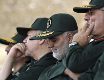 ifmat - Iranian mullahs policy of hiding behind proxy terrorist militias