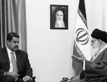 ifmat - Iranian shadowy ties to Venezuela