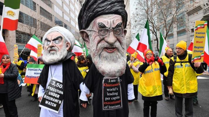 ifmat - Iranian violence and threats dont deter EU appeasers