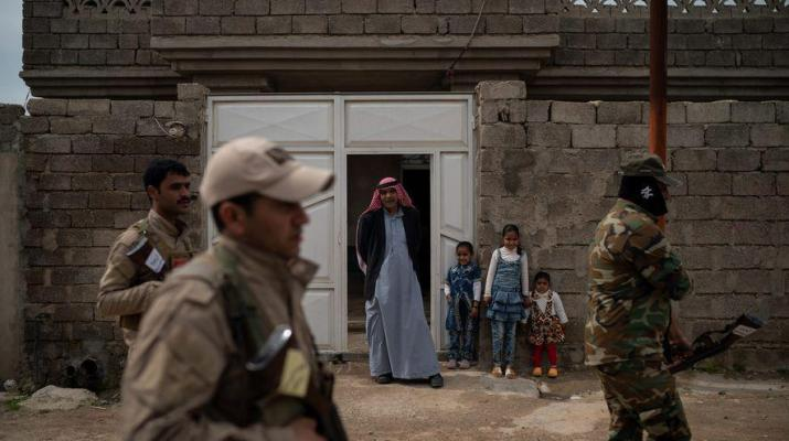 ifmat - Iraq Shia militias main threat to US safety