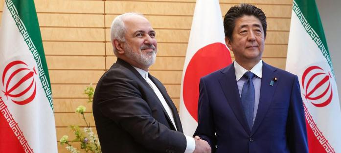 ifmat - Japan wants to develop ties with Iran despite US sanctions