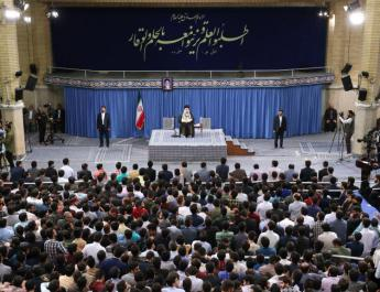 ifmat - Khamenei blames Rouhani for economy crisis