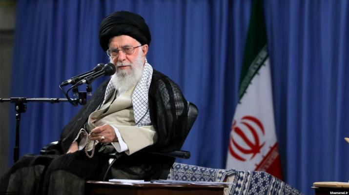 ifmat - Khamenei defends the constitution after Rouhani asks for more power