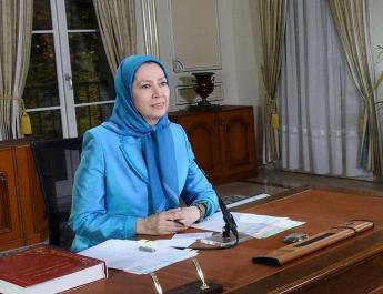 ifmat - Maryam Rajavi and transitional period after the fall of the mullahs
