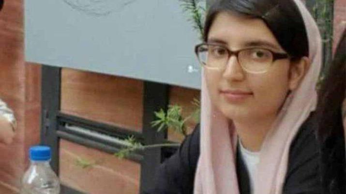 ifmat - Parisa Rafiei speaks out against pressures put on political prisoners