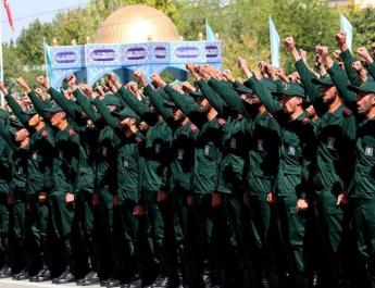 ifmat - Revolutionary Guard says it has no fear of war with US