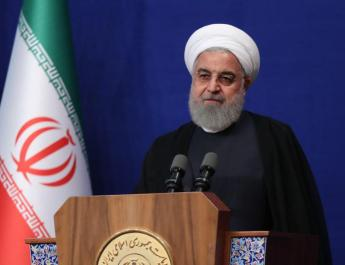 ifmat - Rouhani vows resistance against sanctions