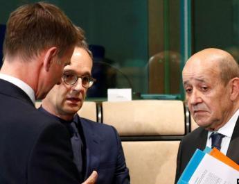 ifmat - Senior German diplomat in Tehran to press Iran on nuclear deal