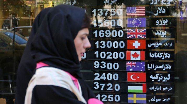 ifmat - Six charts that show how hard US sanctions have hit Iran