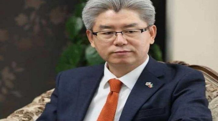 ifmat - South Korea seeking to strengthen all out ties with Iran