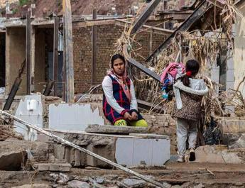 ifmat - Tehran denies relief to flood victims despite having the funds
