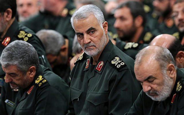 ifmat - Top Iranian general tells militias to prepare for war