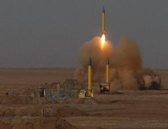 ifmat - Video of Iran testing missile from secret underground facility