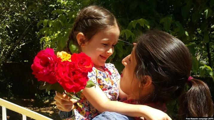 ifmat - British Woman held in Iran begins hunger strike