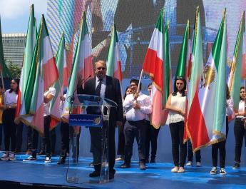ifmat - EU must wake up to Iran threat