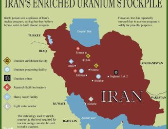 ifmat - IAEA Chief says Iran has increased the production of Enriched Uranium