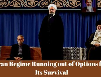 ifmat - Iran Regime running out of options for its survival