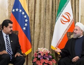 ifmat - Iran Regime using Hezbollah to establish base in Venezuela