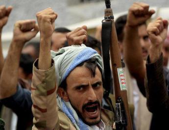 ifmat - Iran-backed Yemeni militia blocking food for thousands
