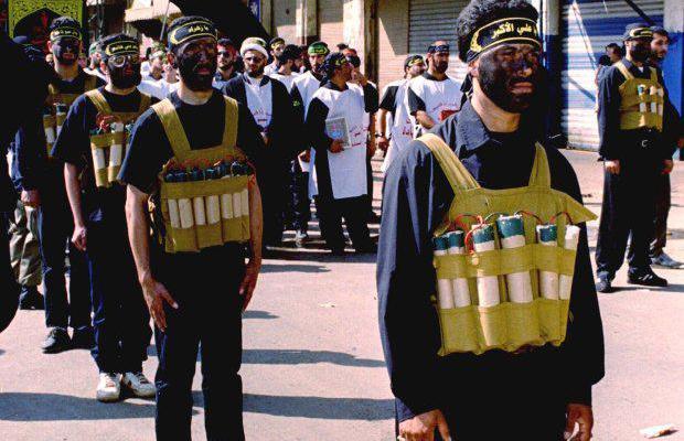 ifmat - Iran-linked terrorists caught stockpiling explosives in London