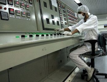 ifmat - Iranian Regime short of uranium limit but expected to reach it by weekend