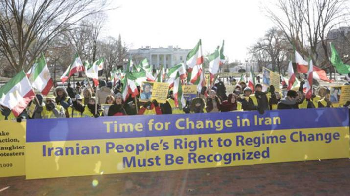 ifmat - MEK will march in Washington in support of regime change in Iran