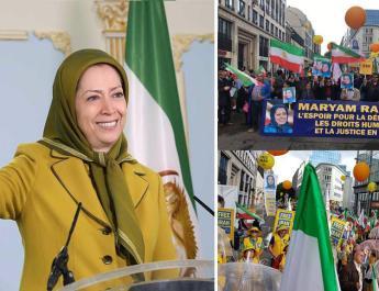 ifmat - Maryam Rajavi urges EU to impose sanctions on Iranian Regime