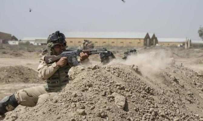 ifmat - Rockets hit Iraqi military base hosting US forces near Baghdad